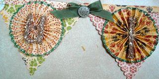 Autumn Spice Specialty Designer Paper