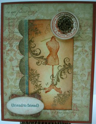 Stampin' Up!-Established elegance,teeny tiny wishes