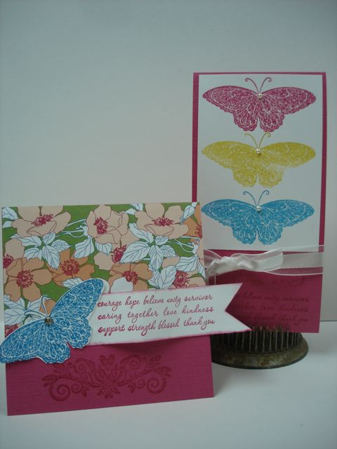 Stampin' Up! Strength and Hope Duo