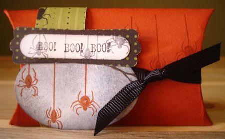 Boo Pillow Box