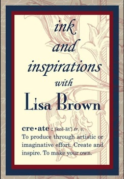ink and inspirations, Lisa Brown, Stampin' Up! Demonstrator