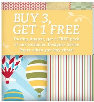 Stampin-Up-Designer-Series-Paper-Buy-3-get-1-FREE