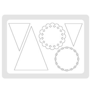 Perfect Pennants 123126 Stampin Up