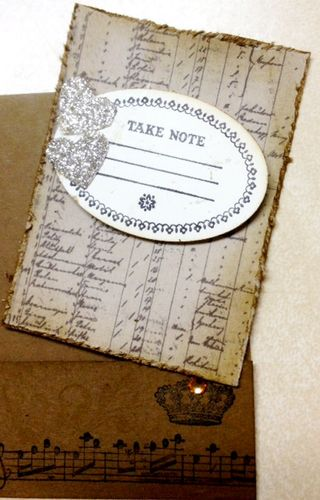 stampin up masculine birthday card notably ornate