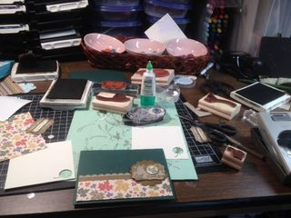 Stampin up masculine card tutorial tips