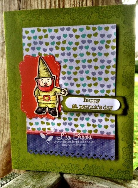 Gnome sweet gnome st patricks day