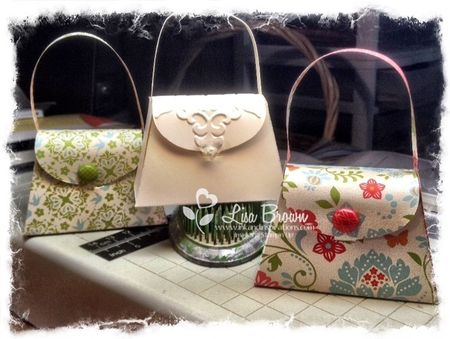 Petite purse sneak peek everyday enchantment diy wedding favors