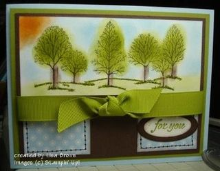 Lovely-as-a tree-stampin-up