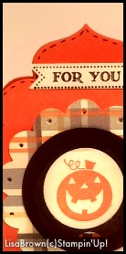 stampin up 12 weeks of halloween projects video tutorials