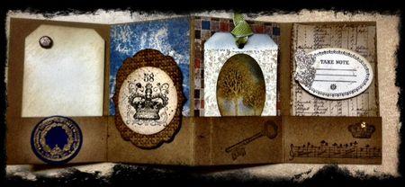 Jb-masculine card