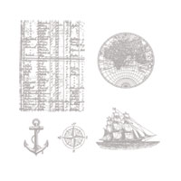 Stampin up demonstrator masculine card ideas the open sea 123032