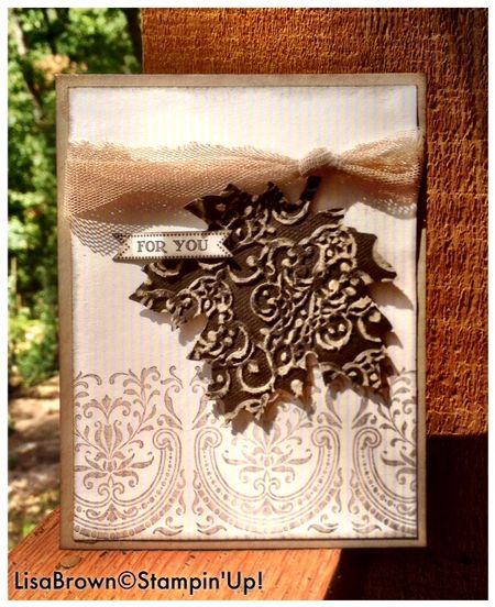 Stampin up masculine card holiday catalog sneak peek