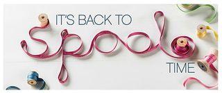 Back-to-spool-free-ribbon