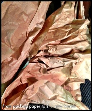 Packing-paper