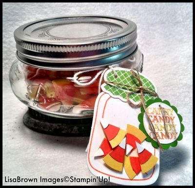 Stampin up perfectly preserved candy corn1