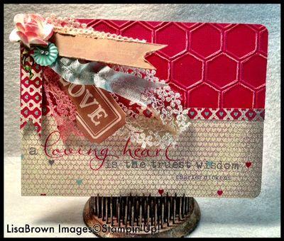 Artisan embellishment anniversary card1