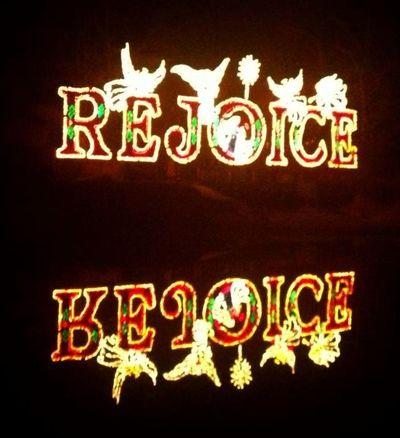 2013 Rejoice