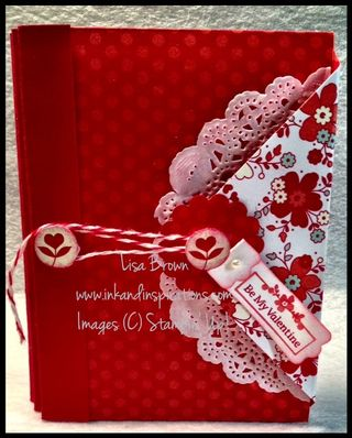 Sealed with Love Mini Book