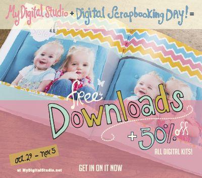 Stampin' Up! Digital Scrapbooking FREE Downloads