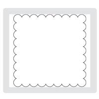 Scallop-square-bigz-die115950