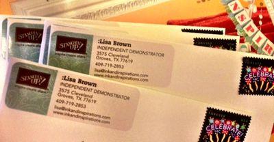 lisa brown stampin up demonstrator