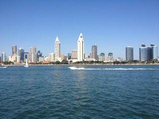 stampin up san Diego-skyline
