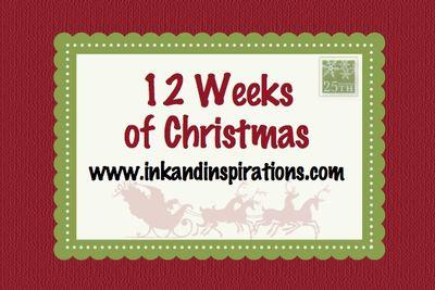 12 weeks christmas 2013 lisa brown stampin up