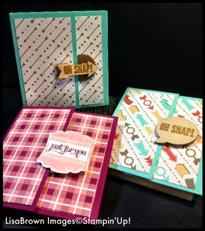 Stampin up gift idea-3D-post it note teacher appreciation