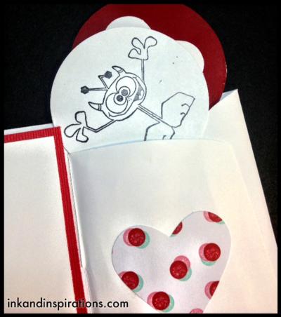 Stampin up video tutorial kids valentines lisa brown demonstrator
