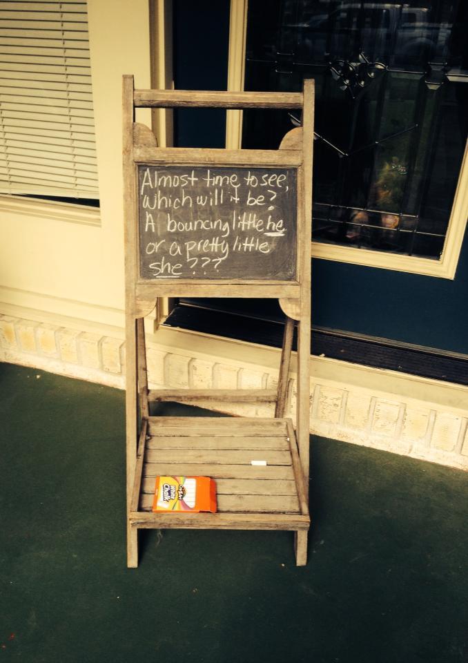 Baby-chalkboard