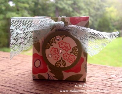 Stampin-up-tiny-treat-bag-first-cut-video