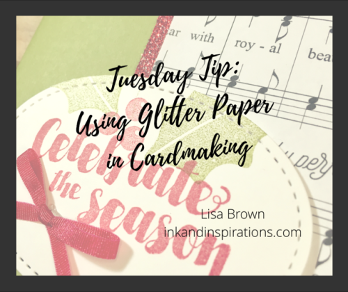 Glitter-paper-cardmaking-tip