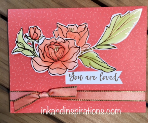 Coloring-ribbon-stampin-blends