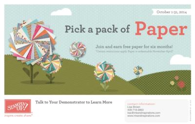 FREE designer paper