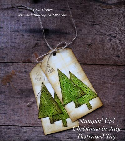 Stampin-up-christmas-tag-2015-distressed-technique