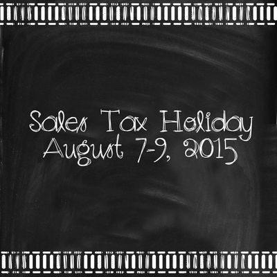 Sales-tax-holiday