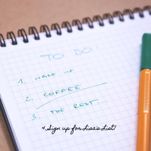 Written-list