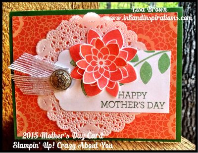 Stampin-up-mothers-day-2015-card-crazy-about-you