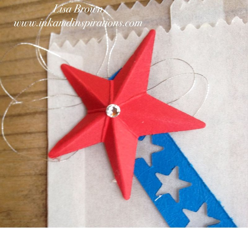 How-to-make-3D-star-stampin-up