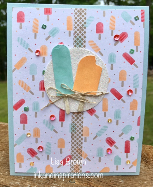 Putting-sequins-on-cards-1