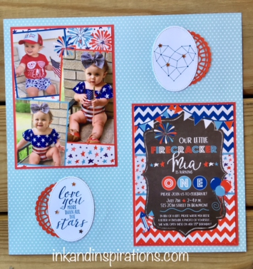 Stampin-up-baby-birthday-scrapbook-page