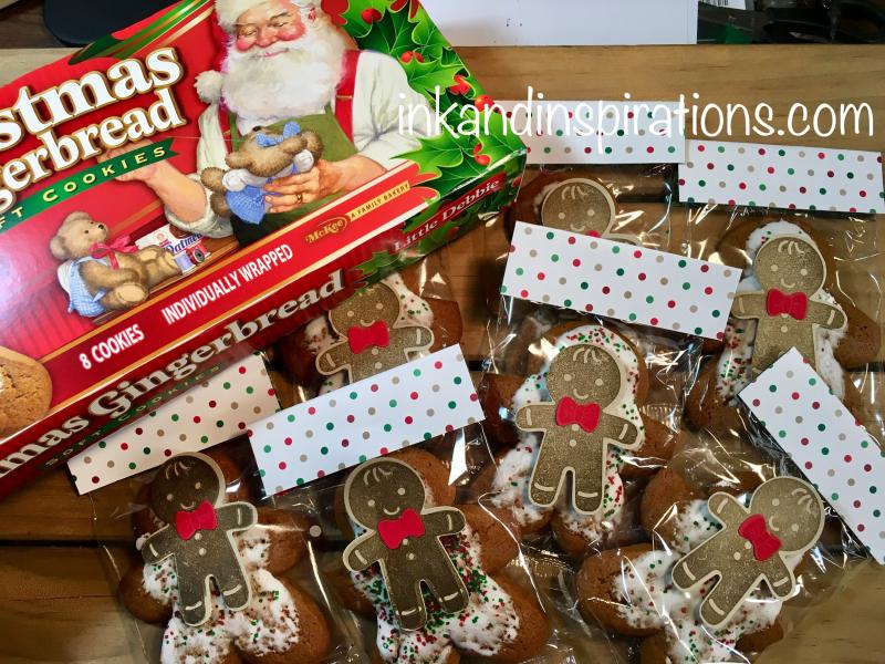 Gingerbread treats 1