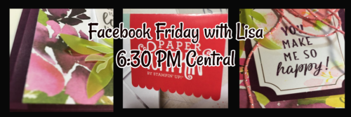 Facebook Friday with Lisa Brown