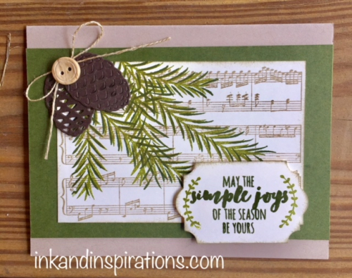 stampin up christmas cards in july 2018 3 ink and inspirations