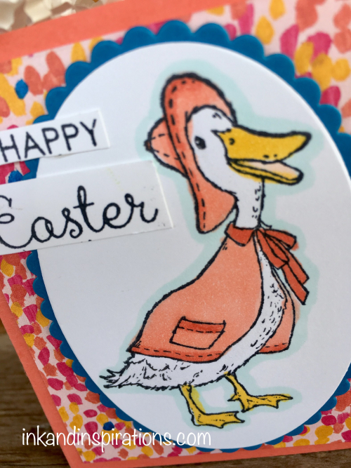 Stampin' Up! project idea for Easter 2019