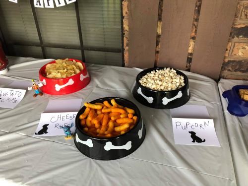 Pup-corn