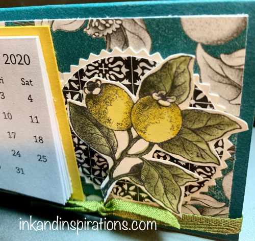 Botanical-prints-diy-desk-calendar