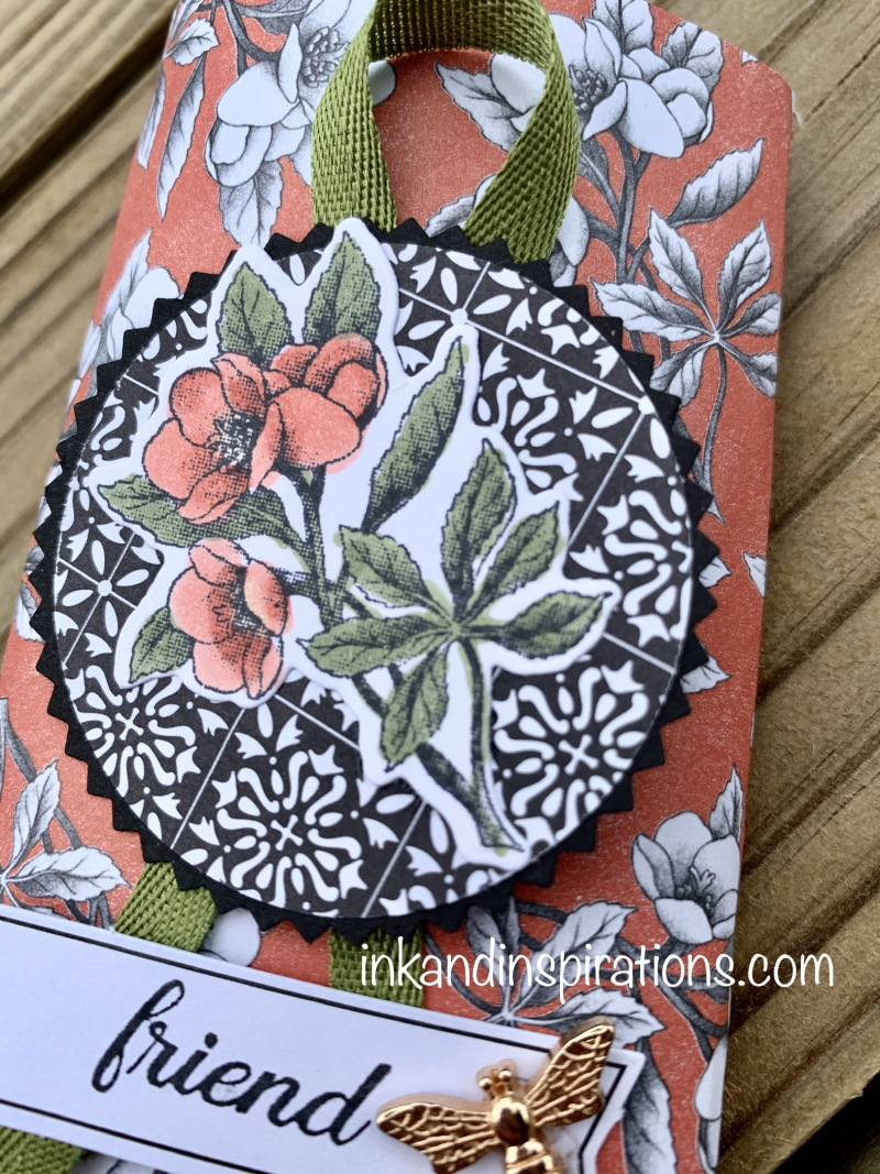 Botanical-prints-medley-gift-card-treat-holder