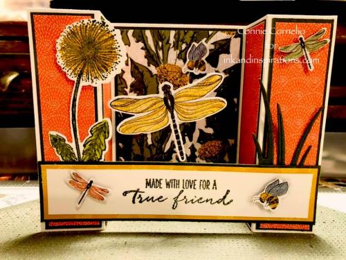 fun-fold-card-bridge-fold-dragonfly-garden