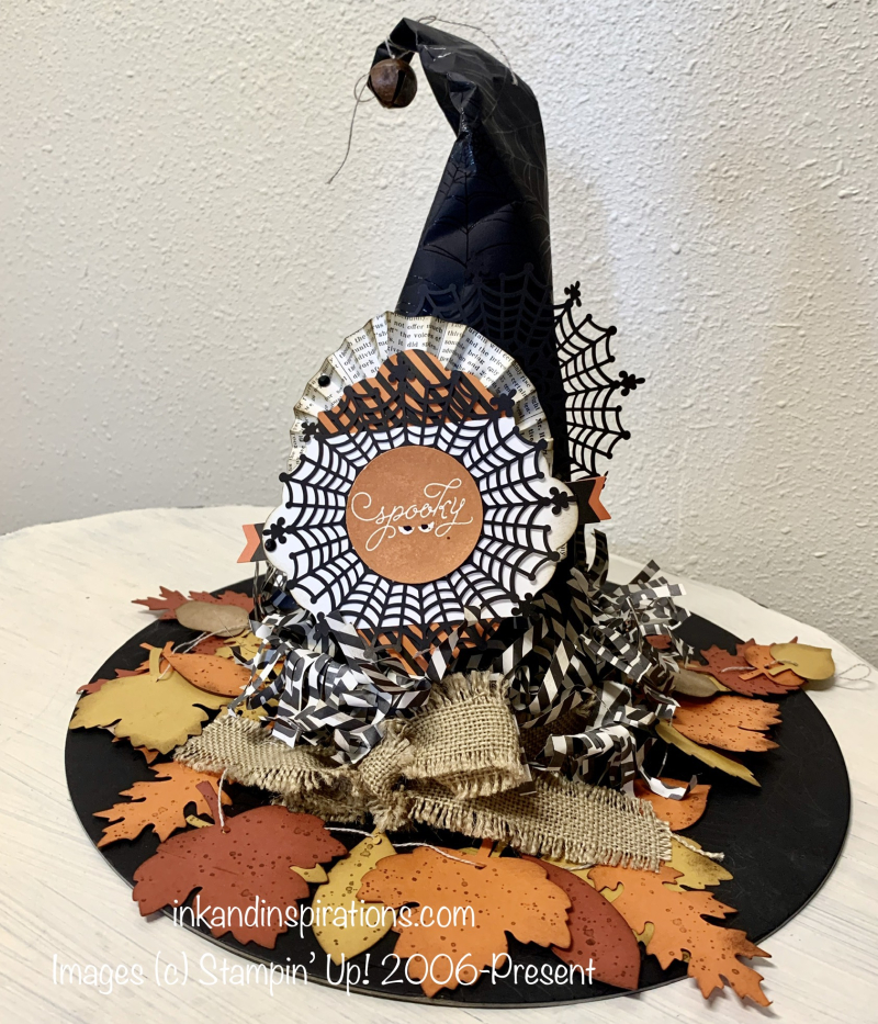 Stampin-up-decor-witch-hat